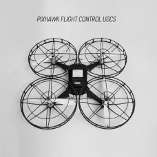 Thone T300 3D Printing Drone Frame Education Version for Pixhawk Flight Control UgCS without AT9S Remote Control