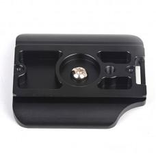 PN-D3 Specific Quick Release Plate Aluminum QR Plate Photography Accessories For Nikon D3/D3S