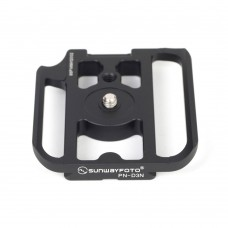 PN-D3N Custom Quick Release Plate Aluminum QR Plate Photography Accessories For Nikon D3/D3S Camera