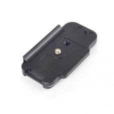 PC-7DIIR Custom Quick Release Plate QR Plate Photography Accessories For Canon 7D MK II Camera