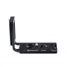 DPL-02R Universal L Plate Bracket Quick Release Plate QR Plate For 135/120 SLR Film Cameras