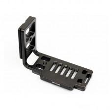 DPL-04R Universal L Plate Bracket Quick Release Plate QR Plate For Nikon D80 Canon EOS 7D Sony A85