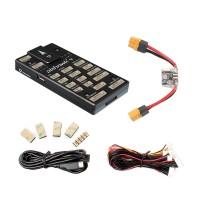 Pixhawk4 Flight Controller Aluminum Version PX4/APM Open Source Firmware w/ PM02 Power Module Board