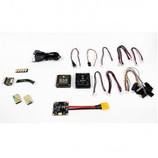 3DR Pixhawk Mini Flight Controller Multi-rotor VTOL Flight Control w/ PM06 Power Board M8N GPS Module