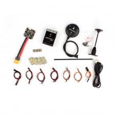 Holybro Pixhawk4 Mini Flight Controller w/ M8N GPS Module PM06 Power Open Source Fmuv5 Low Latency
