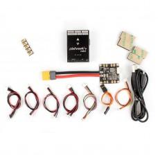 Holybro Pixhawk4 Mini Flight Controller PX4/APM Open Source Fmuv5 PM06 Power Low Latency for RC Drone