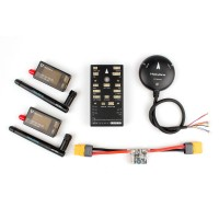 Holybro Pixhawk 2.4.6 Flight Controller BOM Open Source Support APM/PX4 w/ M8N GPS 100mW Telemetry Radio