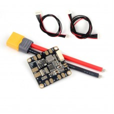 PM06 Power Module Power Distribution Board 10S/120A High Current Low Pass Filter for Pixhawk4 Mini