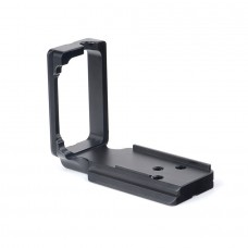 PFLO-XT2 Custom Camera L Bracket Photography L Plate Bracket For Fujifilm X-T2 without Battery Grip