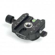 DDH-07 Panoramic Panning Clamp Jaw Length 58mm Load 20KG For Canon 1DX Nikon D4S D3X Cameras