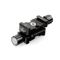 MCP-01 Tripod Head Quick Release Clamp Mini Clamp Kit Photography Accessories For DSLR Tripod