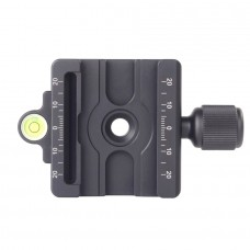 MAC-14 Quick Release Clamp Jaw Length 60mm For Arca Style Plate Manfrotto Plate 200PL-14