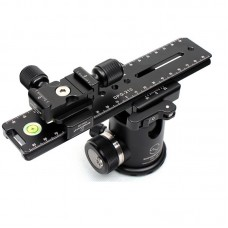 MPP-01 Clamp Plate Mini Plate Photographic Tripod Accessories For Quick Release Clamps Rails