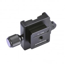 GHA-01 Bi-Directional Adapter Plate Photography Accessories For Sunwayfoto Clamps Gimbal Head