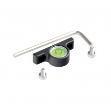 LB-02 Offset Level Bubble Kit Aluminium Alloy Outer Leveling Base Accessories For 50mm & 60mm Clamp