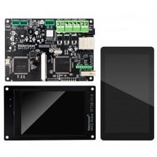 Makerbase MKS DLP 3D Printer Control Board LCD Photocuring Motherboard w/ TFT35 Display 2K SHARP Screen