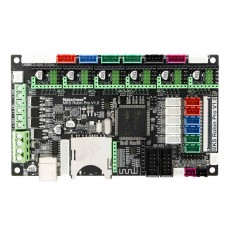 Makerbase MKS Robin Pro Control Board Motherboard 6 Axis 3-Head Printing Support for Marlin2.0