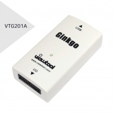 For ViewTool Ginkgo VTG201A USB To SPI Adapter Converter USB-GPIO/PWM/ADC For Android Master & Slave
