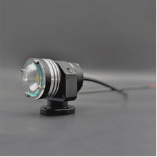 Underwater Lighting Lamp Waterproof Light 2200LM 300m Water Depth for Robot Lighting w/ Mounting Bracket