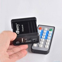 xb09 Lossless Bluetooth 5.0 Receiver Board + Remote Control For U Disk TF Card Bluetooth AUX Inputs