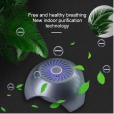 5W 200mg/h Ozone Sterilizer Ozone Generator Air Purifier Home Refrigerator Odor Bacteria Remover