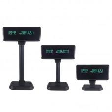 KPD220V7-U VFD POS Customer Display POS Pole Display 20x2 USB Interface For Shops Supermarkets