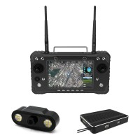 H16 10km HD Video Transmission System Remote Controller Support HDMI for RC Drone X7(Pro)/Nano Flight Controller