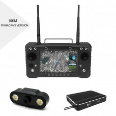 H16 10km HD Video Transmission System Remote Controller Support HDMI for RC Drone Pixhack Flight Controller