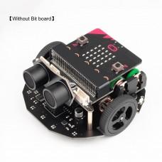 Valon-I Programming Robot Car Mobile Platform Smart Car Support MicroBit Line Patrol  Almighty Version Unassembled