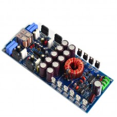 68W*4 LM3886 Amplifier Board HiFi Amp Board Assembled without Heat Sink For Car DC 12V Power Supply