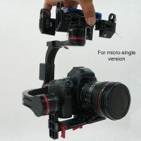 3 Axis Gimbal Stabilizer Encoder Gimbal Photography Accessories For Mirrorless Cameras Version