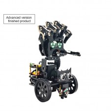 Robotic Arm Bionic Mechanical Programming Robot Mobile Manipulator Palm Wireless Debugging Assembled