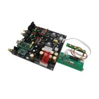 DC300 Dual ES9038PRO DAC Standard+Bluetooth5.0+USB for Coaxial Fiber Optical USB Bluetooth Inputs
