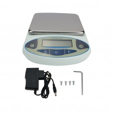5000x0.01g Digital Lab Scale Balance Electronic Balance Scale Portable High Precision Jewelry Scale