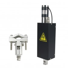 CNC Torch Holder Lifter Torch Height Control 1800mm/min Stroke 100mm For CNC Flame Cutting Machine