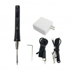 TS80P Portable Soldering Iron Kit 30W Adjustable Temperature PD2.0 QC3.0 Power Supply
