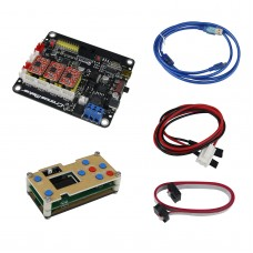 CNC Engraving Machine 3 Axis Control Board Version 3.0 with 1-inch Offline Controller Board