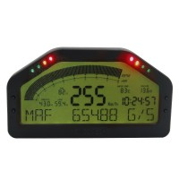 SINCOTECH DO903 Race Dash Display OBD2 Bluetooth Dashboard LCD Screen 9000RPM Universal for 12V Car