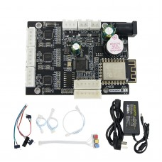 Controller Board Control Board For 3Axis Industrial Mechanical Arm Robotic Arm Robot Arm Uses