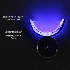 Teeth Whitening Pen Gel Set Cold Light Dental Equipment Tooth Whitener Oral Care Instrument w/ Timing Function