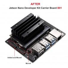 For Jetson NANO Developer Kit B01 AI Robot Development Board Linux Demo Board Deep Learning Platform