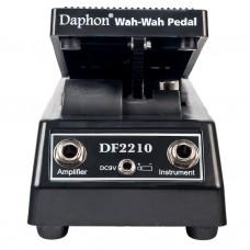 Daphon DF2210 Guitar Classic Wah Wah Pedal Electric Guitar Effect Pedal Guitar Parts Accessories