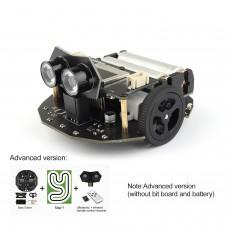Valon-I Programming Robot Car Mobile Smart Car Kit Support for Arduino Line Patrol Advanced Version Unassembled