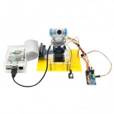For Raspberry Pi 4B Programming Python Development Board Kit OpenCV Vision DIY Kit 2GB Motherboard