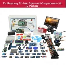 For Raspberry Pi 4B Programming Python Development Board Kit AI Vision DIY Kit 4GB Motherboard