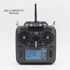 For Jumper T18 FPV Transmitter 5-IN-1 Multiprotocol OPENTX Transmitter With Receiver For Jumper R1