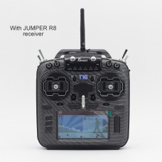 For Jumper T18 FPV Transmitter 5-IN-1 Multiprotocol OPENTX Transmitter With Receiver For Jumper R8