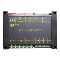RTU-201 Power Module Three-Phase AC Power Meter Grid Acquisition Electricity Meter For Modbus-RTU