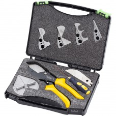 5 in 1 Multifunctional Cutting Pliers Kit Garden Scissors Set for Cutting Wire Grooves Plastic Pipe