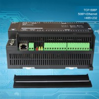 Industrial Controller Data Acquisition Module TCP-508P 8AI + 16DI + 6DO + 4AO (Ethernet RS485 RS232)
